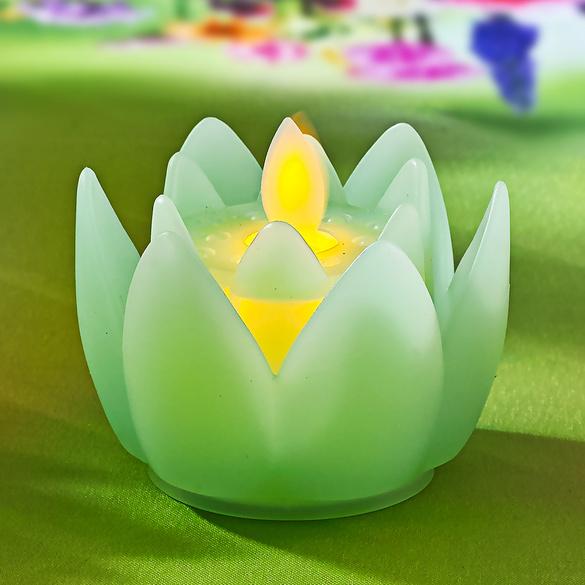 LED-Blüte grün
