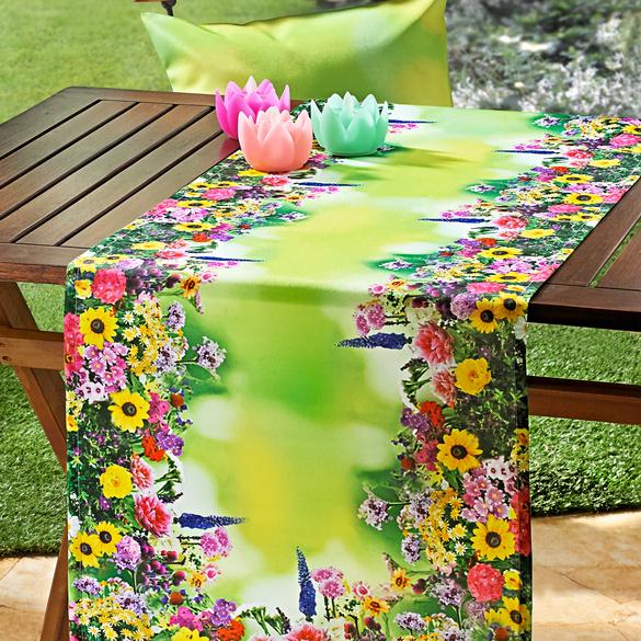 """Tischläufer """"Blütentraum"""" 40 x 140 cm"""