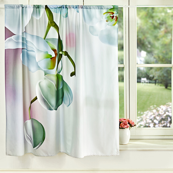 "Vorhang ""Orchideen"" Casa Bonita"