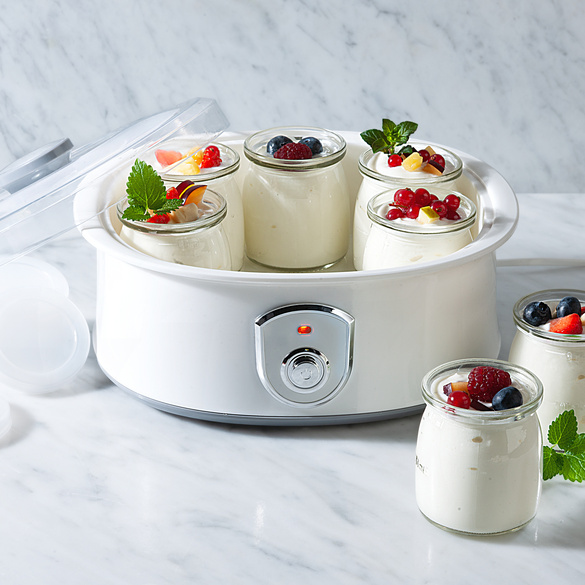 Joghurt-Maschine