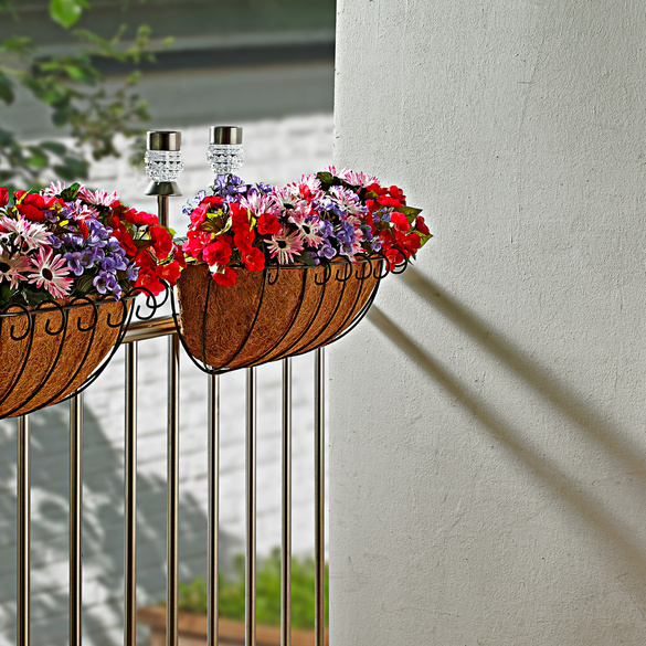 Balkon-Pflanzkorb