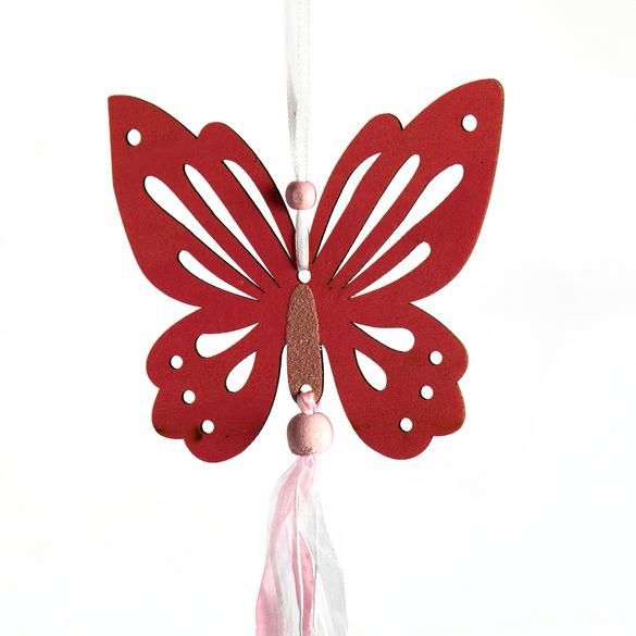 """Holzhänger """"Schmetterling"""""""