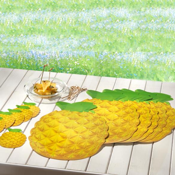 """Platzset """"Ananas"""" Basilico"""