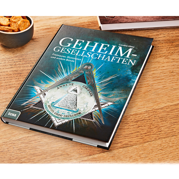 """Buch """"Geheimgesellschaften"""""""