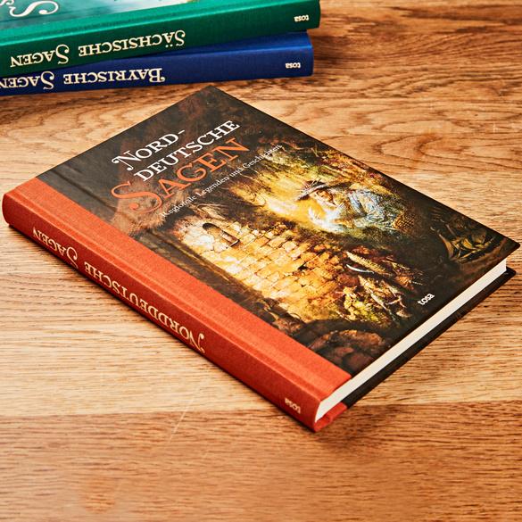 """Buch """"Norddeutsche Sagen"""""""