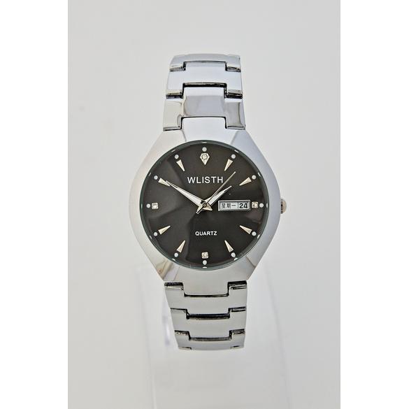 Herren-Armbanduhr, Metall