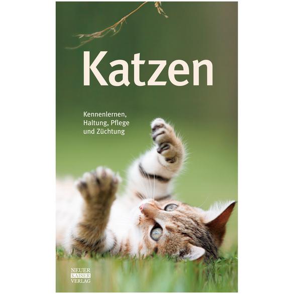 """Buch """"Katzen"""""""