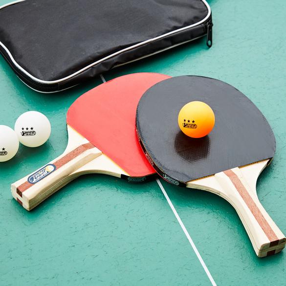 Tischtennis-Set, 6-tlg.