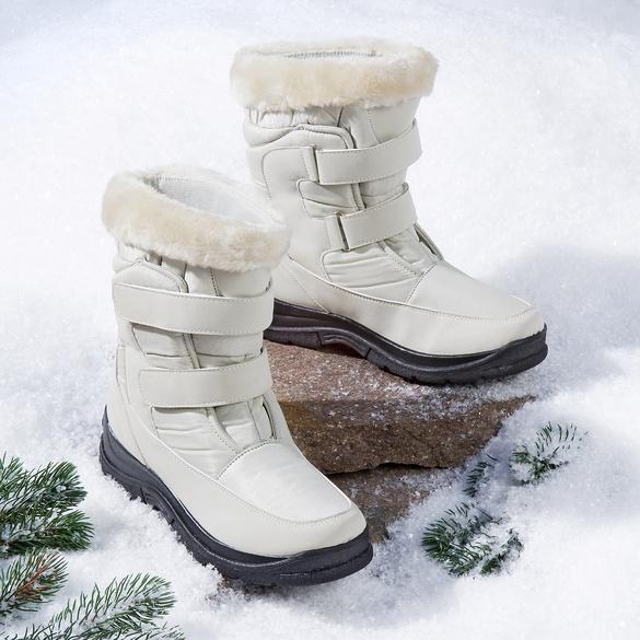 """Stiefel """"Snow"""" beige"""