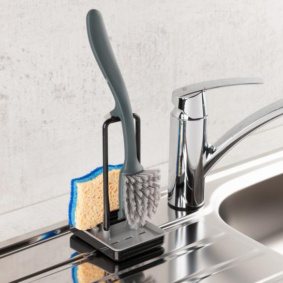 Spülbürste + Ständer