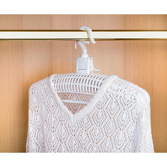 Pulloverbügel weiß