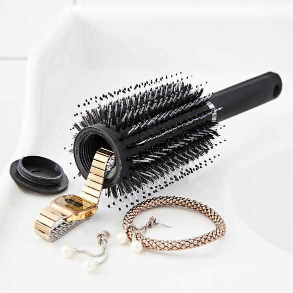 Haarbürste mit Safe