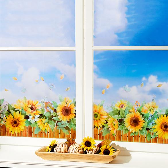 Sonnenblumen-Sticker