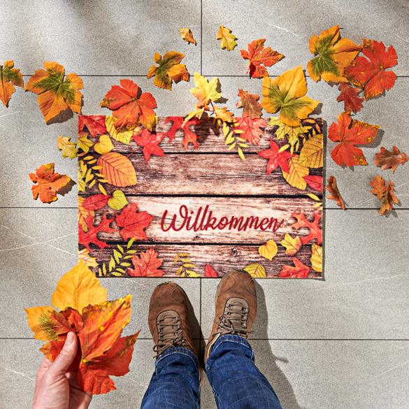 """Fußmatte """"Herbst"""""""