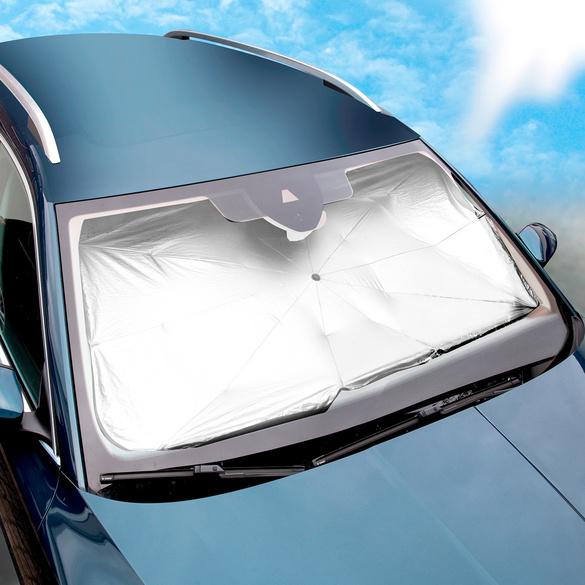 Auto-Sonnenschutzschirm 138 x 73 cm