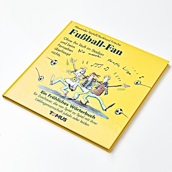 Buch Fußball-Fan