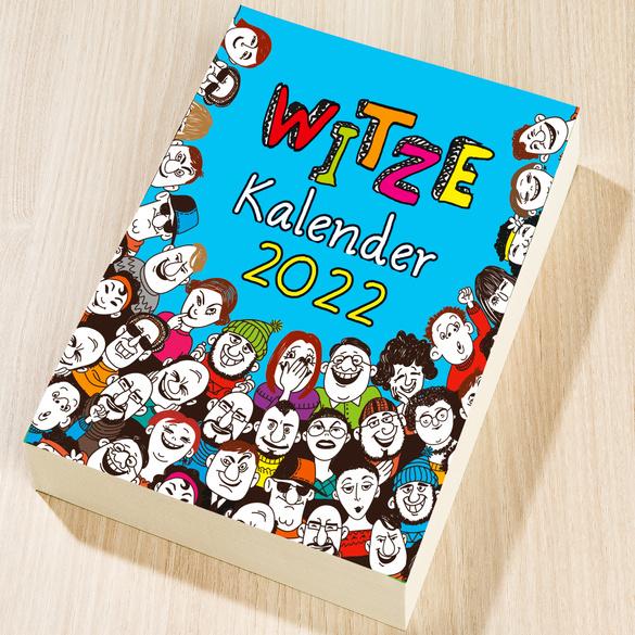 Witze-Kalender 2022