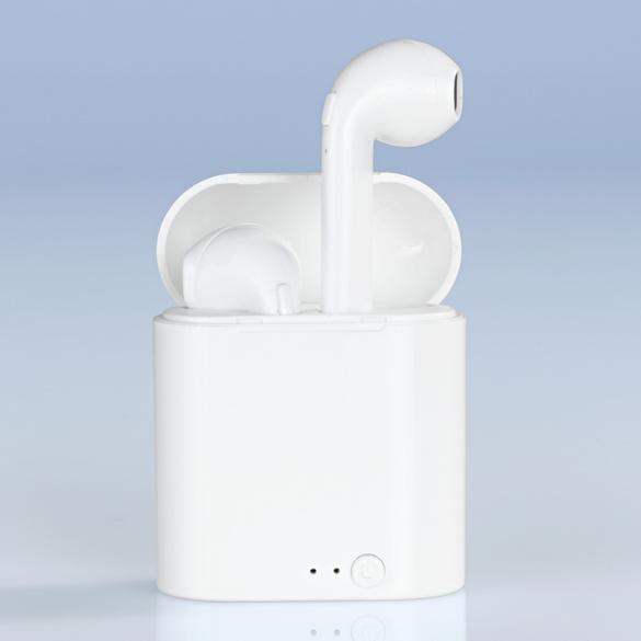 Bluetooth-Kopfhörer mit Ladebox