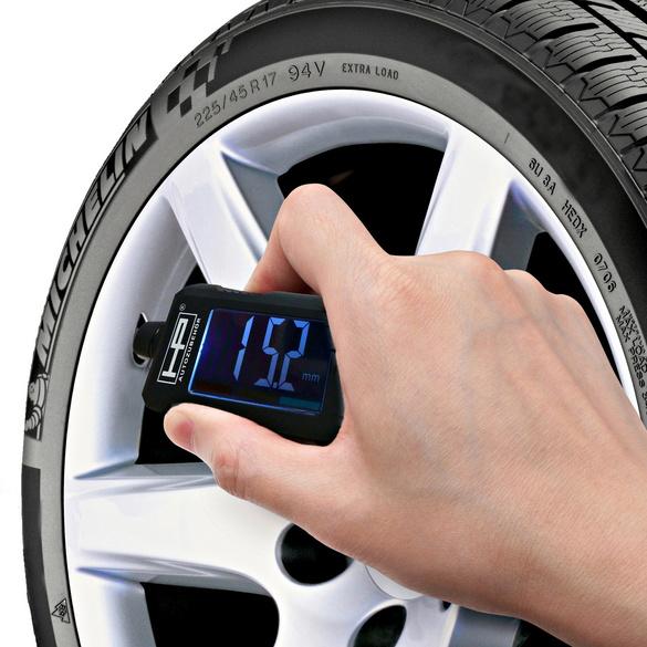 2in1 Reifen Luftdruck- und Profilmesser