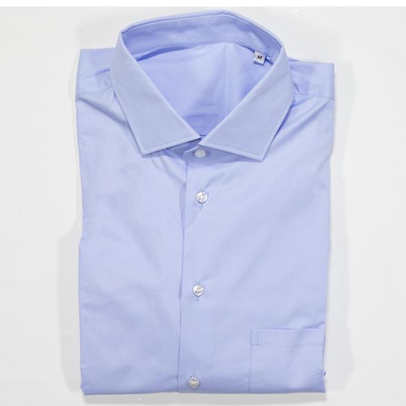 Hemd hellblau