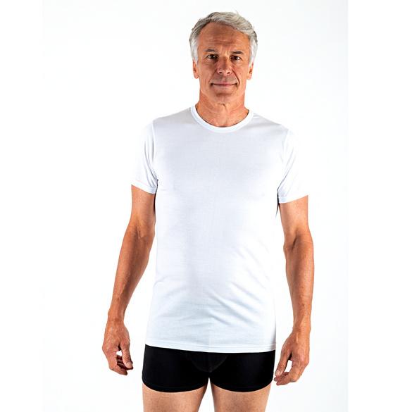 Untershirt weiß