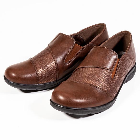 "Schuh ""Kaya"" braun"