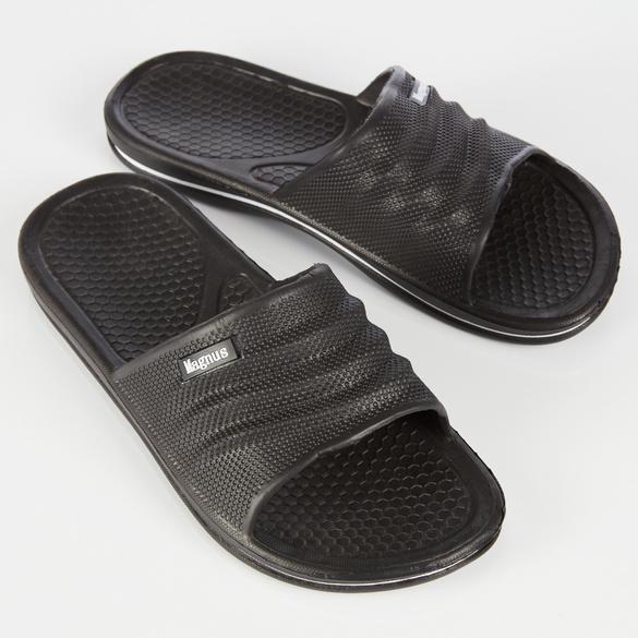 Pantolette Gero schwarz