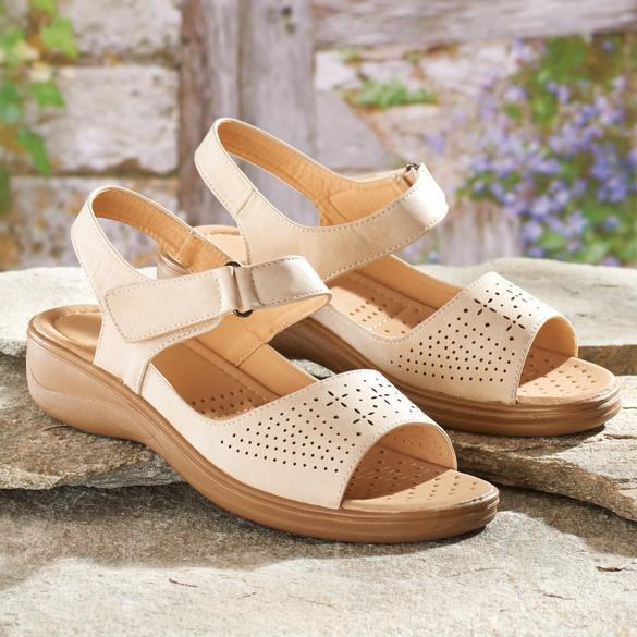 "Sandalette ""Ilse"" beige"