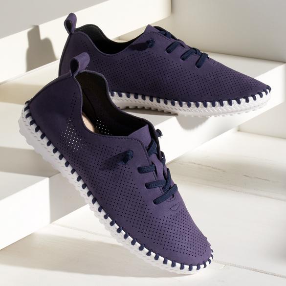 """Sneaker """"Venus"""" navy"""