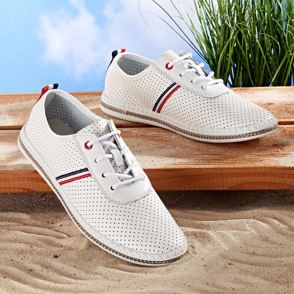 "Sneaker ""Romy"" weiß"