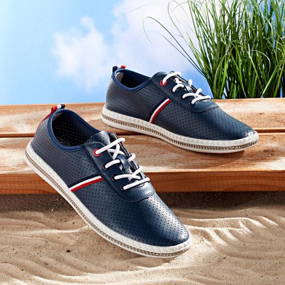 """Sneaker """"Romy"""" navy"""