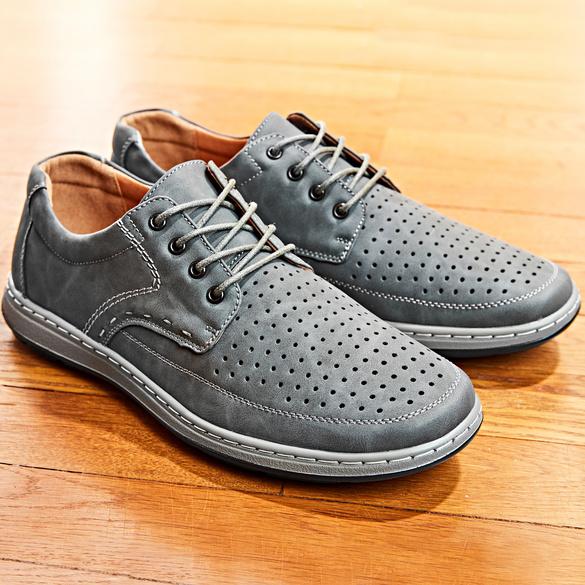 Schuh Karl grau