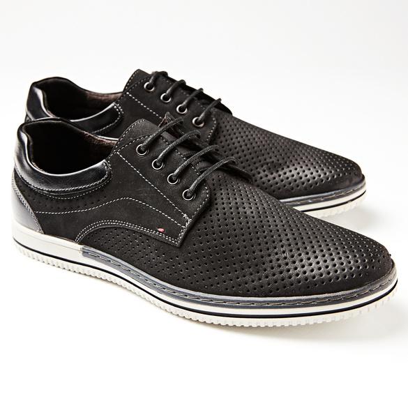 Schuh Otto, schwarz