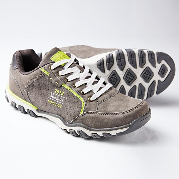 Schuh Ken, grau