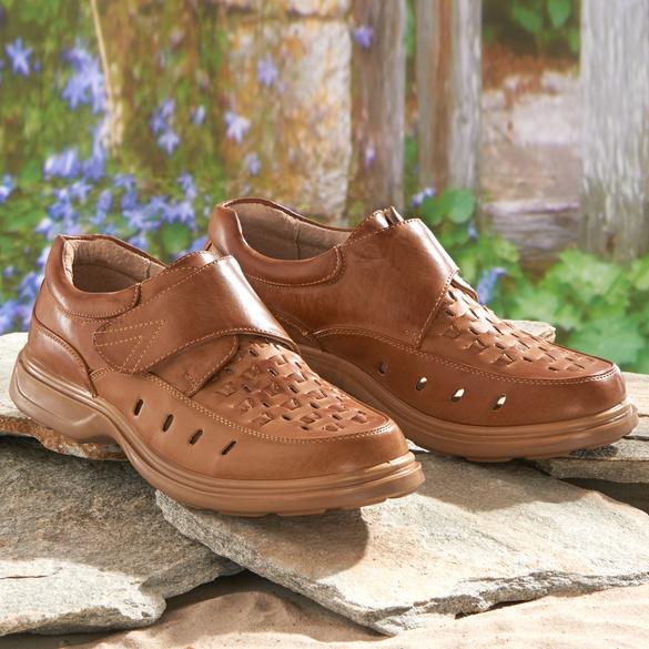 """Schuh """"Paco"""" beige"""