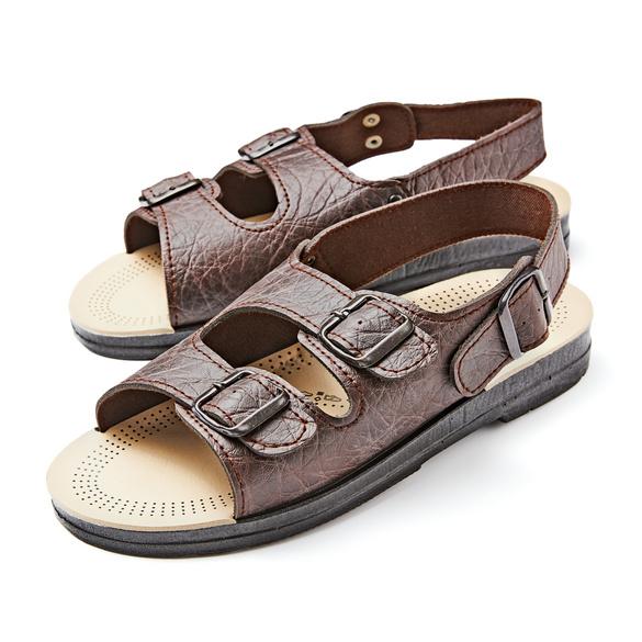Sandale Adi, braun