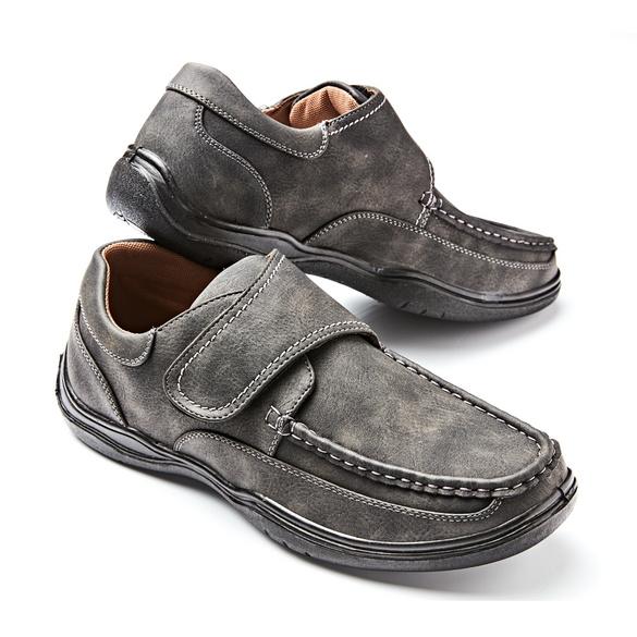 "Schuh ""Reik"" dunkelgrau"