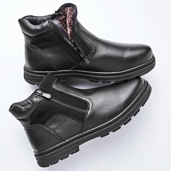 "Schuh ""Franco"" schwarz"
