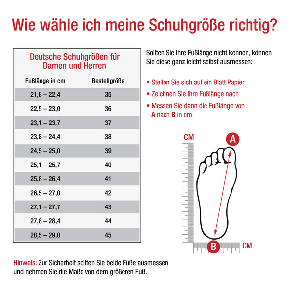 """Schuh """"Maira"""" schwarz"""