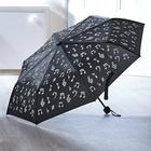 """Regenschirm """"Musik"""" mit Farbwechsel"""