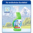 "1 Glasreiniger ""Alpenduft"" + 1 Glasreiniger ""Alpenduft"""