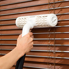 Staubsaugeraufsatz für Gardinen
