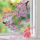 """Fensterbild """"Kirschblüte"""""""