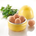 Mikrowellen-Eierkocher gelb