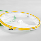 Abdeckhauben gelb + grün, 2er-Set