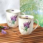 """Maxi-Tasse """"Lavendel"""""""