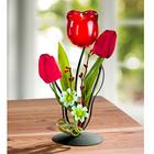 """Teelichthalter """"Tulpen"""""""