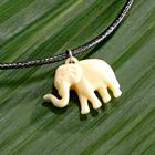Halskette mit Elefant