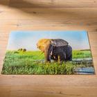 "Fußmatte ""Elefant"""