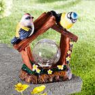 Solar-Vogelhäuschen